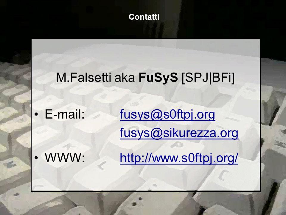 M.Falsetti aka FuSyS [SPJ|BFi]
